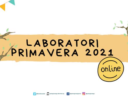 Laboratori Primavera 2021
