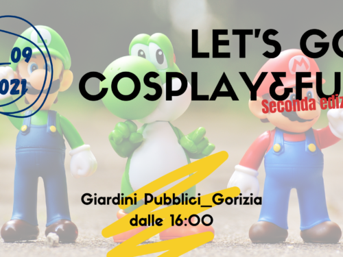 Let's Go! Cosplay&Fun 2021