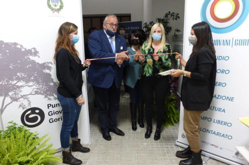 Inaugurazione nuova sede Punto Giovani Gorizia